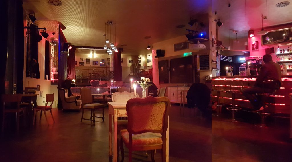 Locations – unplugged Wohnzimmer