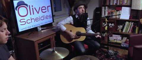 Oliver Scheidies - Der alte Käpt'n -