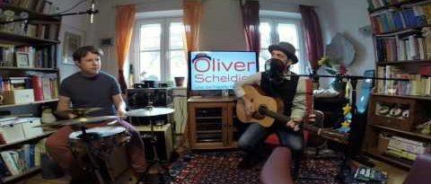 4. unplugged Wohnzimmer Konzert mit: Oliver Scheidies - Berlin -