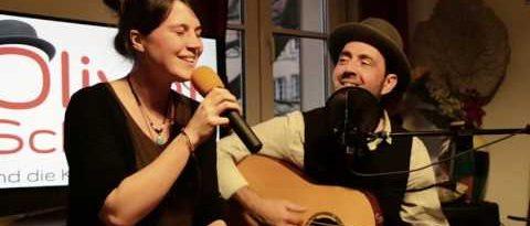 unplugged Wohnzimmer Konzert mit: Oliver Scheidies - Kleine Königin -